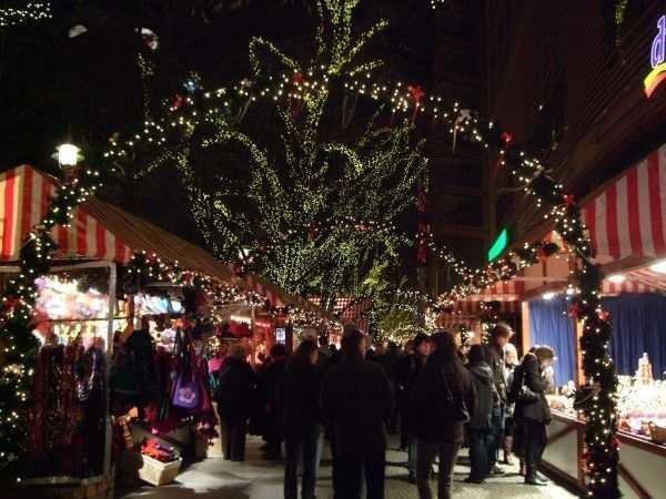Berlin Noel pazarları