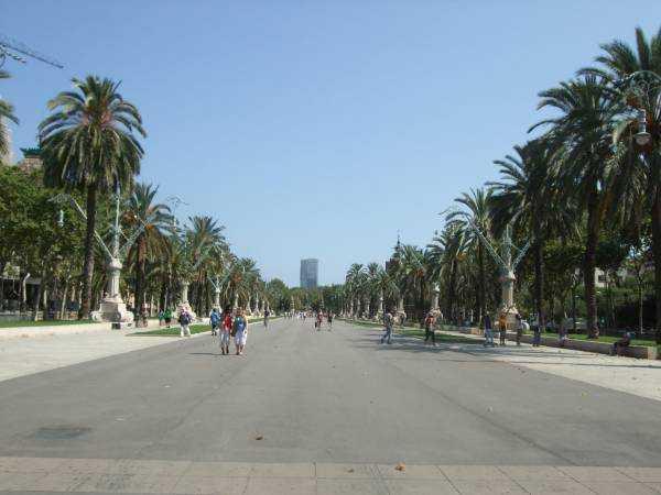 Passeig de San Joan