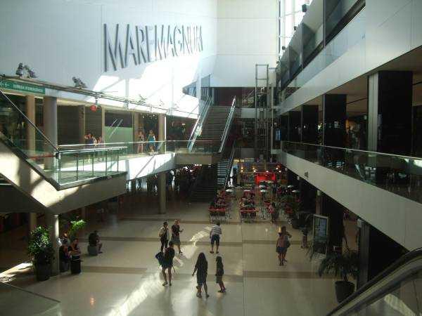 Mare Magnum Alışveriş Merkezi