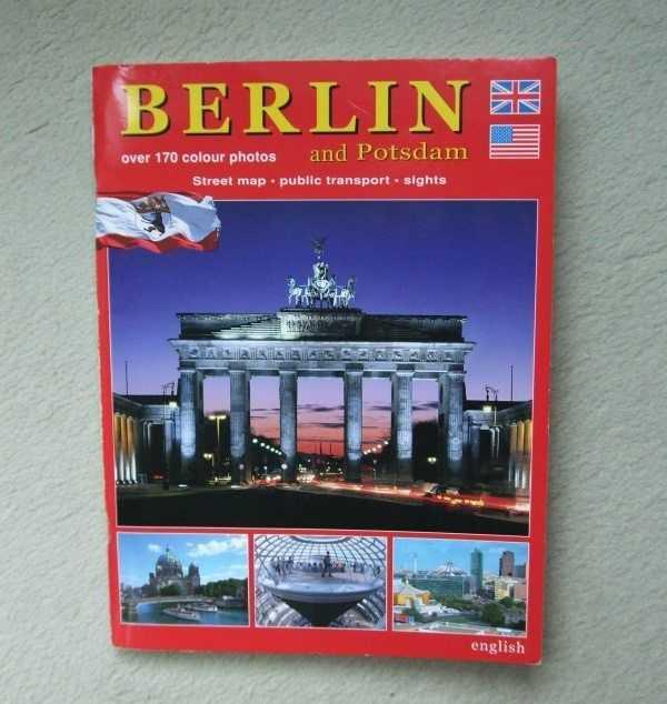 Berlin gezi kitapçığı - Schöning GmbH Yayınları