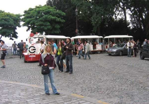 Mini turist treni