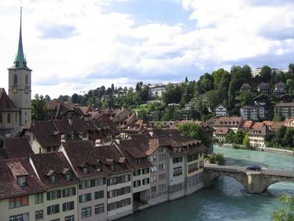 Aare nehri - Bern