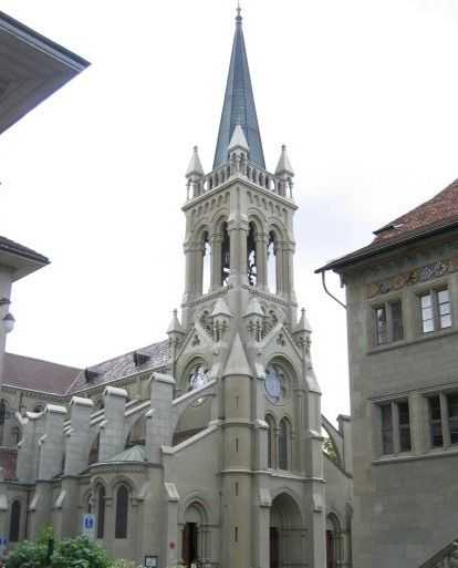 St Peter ve St Paul Kilisesi