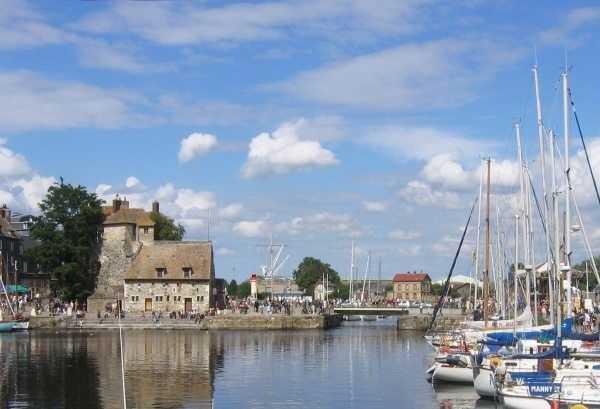 Honfleur Limanı
