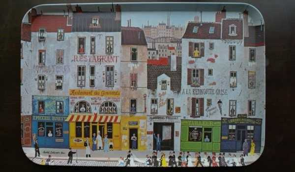"""Monmartre Village"""