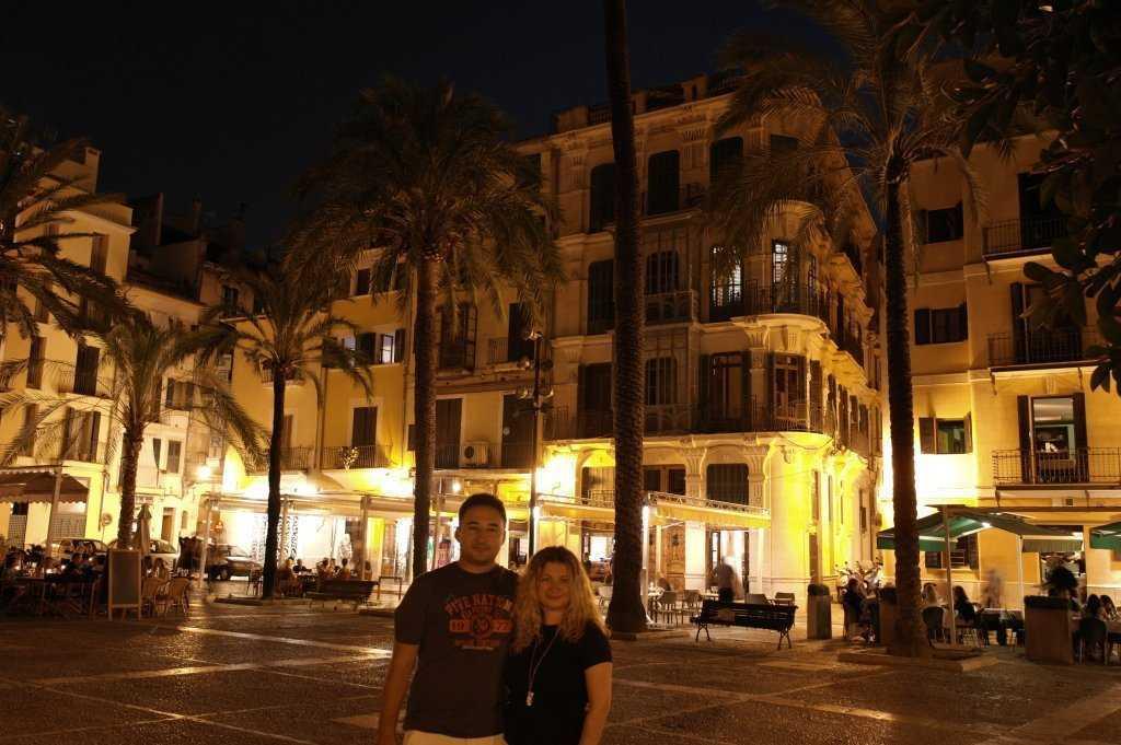 Palma - Plaça de la LLotja