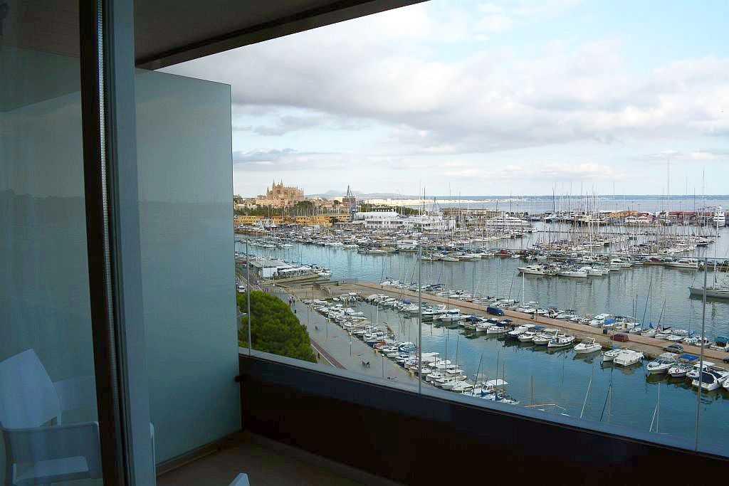 Hotel Costa Azul oda manzarası