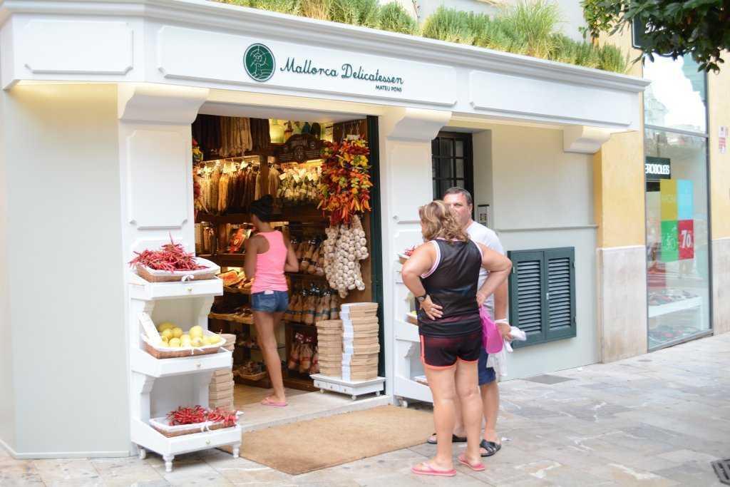Palma sokaklarında lezzet mekanları