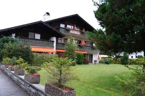 Garmisch-Partenkirchen'deki otelimiz - Hotel Garni