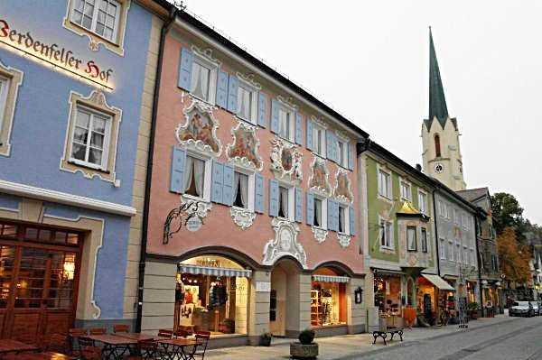 Partenkirchen bölgesi