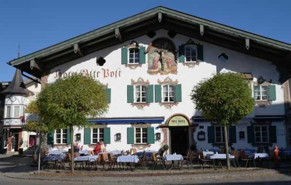 Oberammergau - Hotel Alte Post