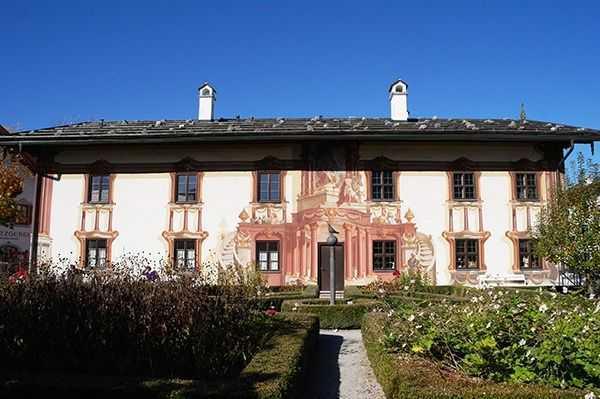 Oberammergau - Pilatus Evi