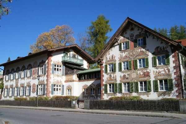 Oberammergau - Hansel ile Gretel Evi