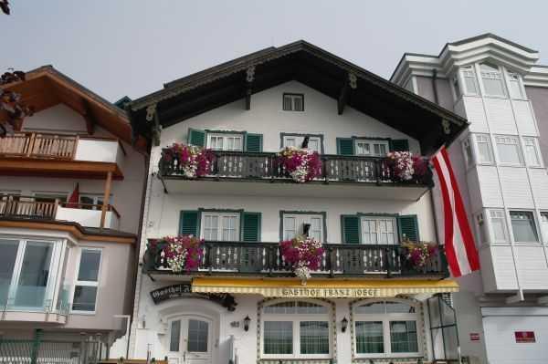 St Wolfgang evleri