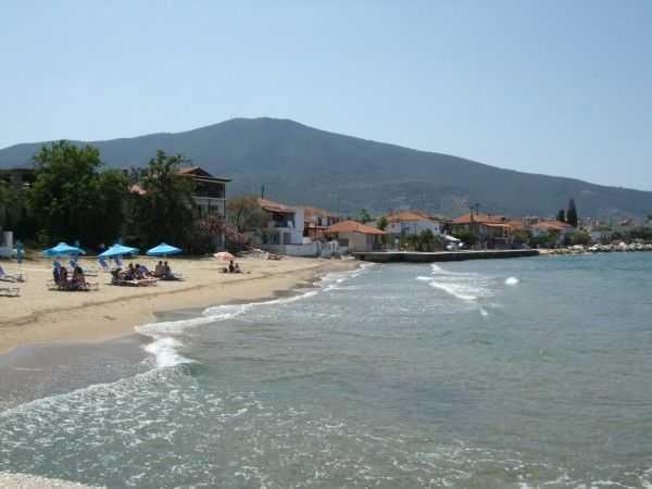 Kallirachis plajı