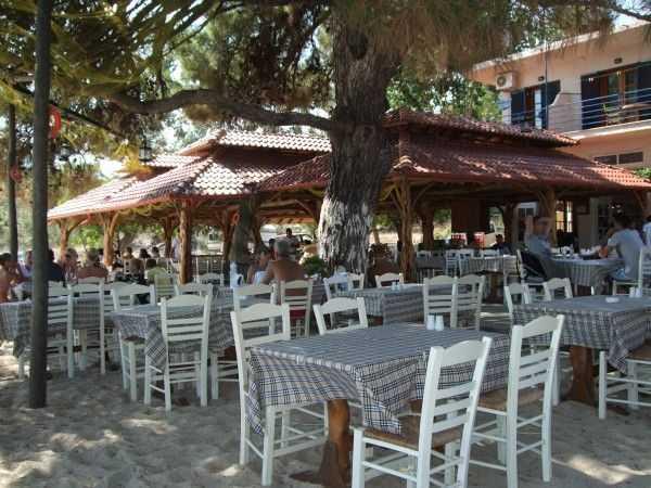 Psili Ammos - Psili Hotel /Restoran