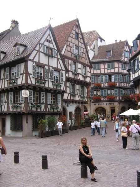Place de Marche - Colmar