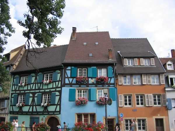 Rue de Tanners - Colmar