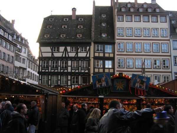 Katedral Meydanı - Strasbourg