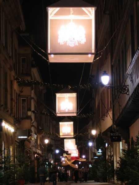 Rue des Hallebardes - Strasbourg