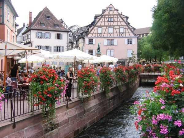 Place de l'Ancienne Douane - Colmar