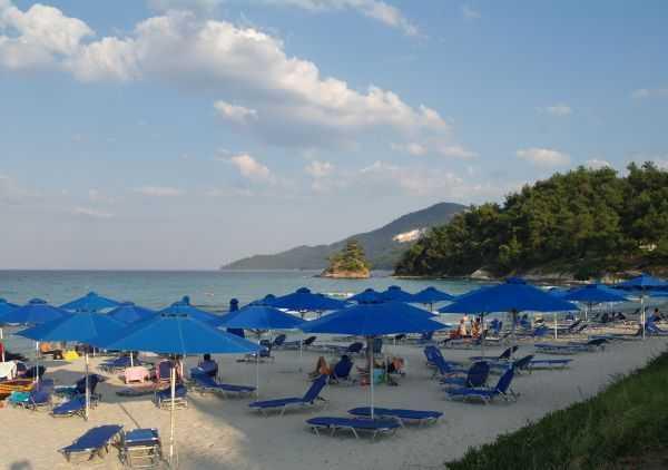 Makryammos Plajı