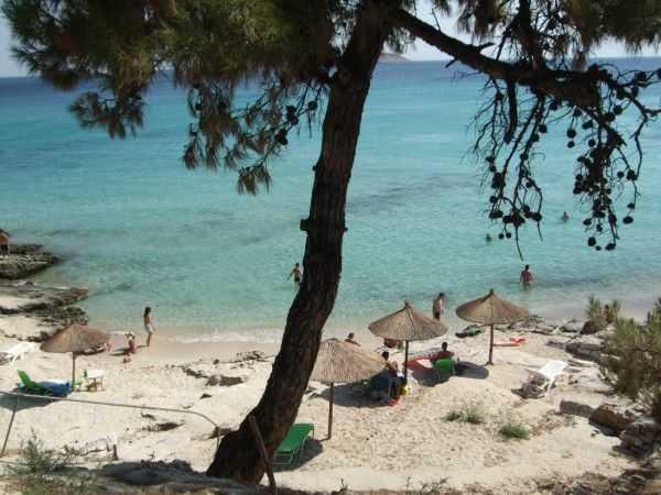 Psili Ammos Plajı