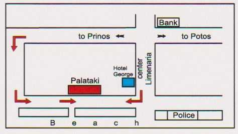 Restaurant Palataki - Limenaria