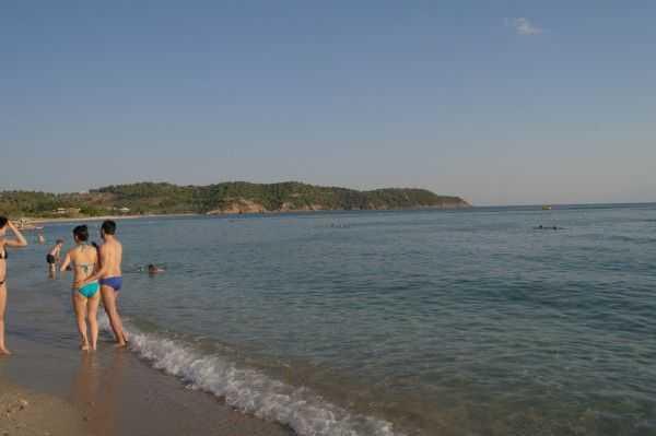Potos plajı