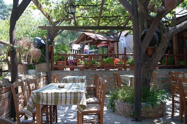 Tavern Glifoneri - Glifoneri Koyu