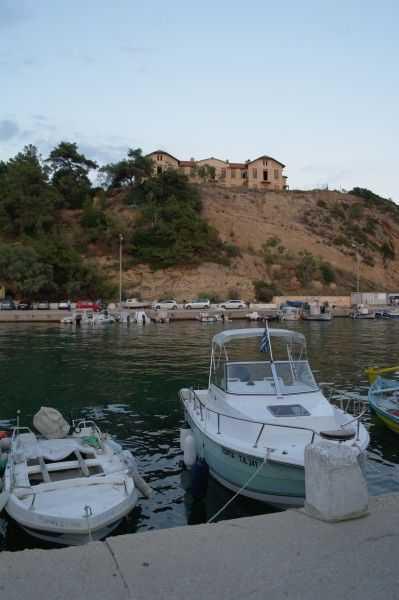 Limenaria Limanı