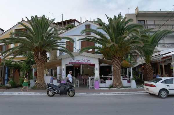 Limenaria kafe-bar ve restoranlar