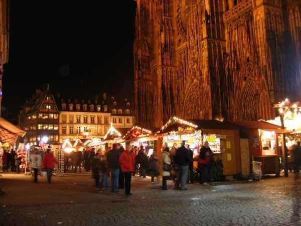 Notre-Dame Katedrali - Strasbourg