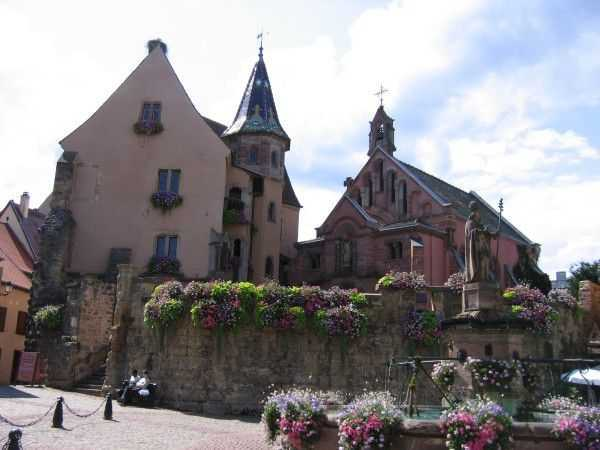 Eguisheim Şatosu