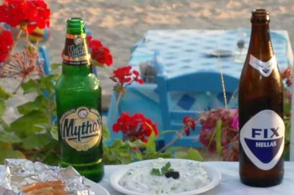 Yunan biraları