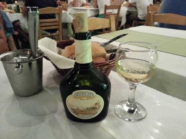 Yunan Şarabı Calliga