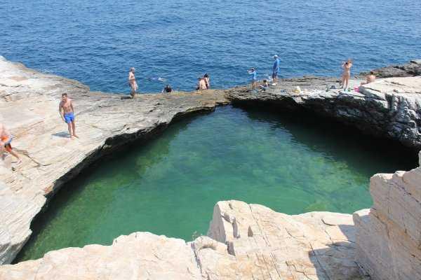 Giola Doğal Havuzu