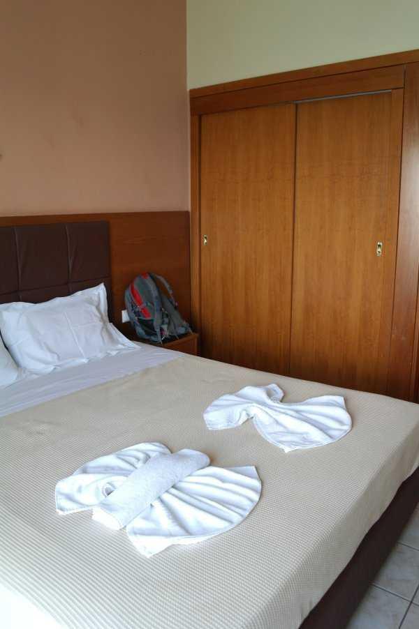 Angelica Hotel Odamız