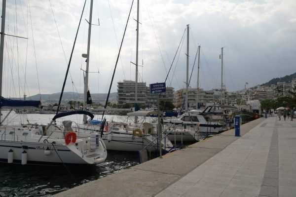 Kavala Yat Limanı