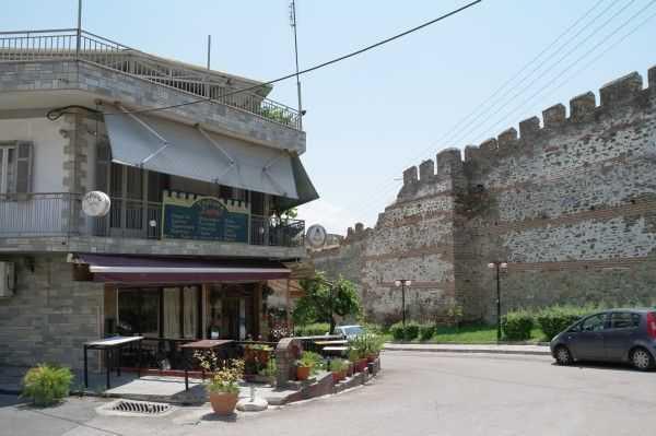 Selanik eski şehir bölgesi