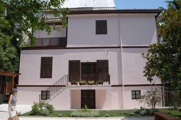 Atatürk'ün doğduğu ev - Selanik