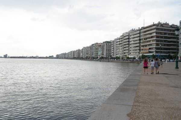 Selanik Sahili... Nikis Avenue