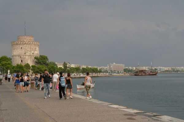 Selanik Sahili ve Beyaz Kule