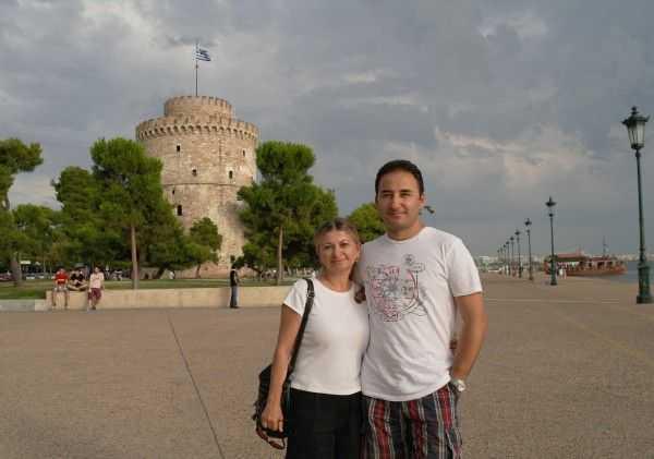 Selanik Hatırası Fotoğrafımız :)