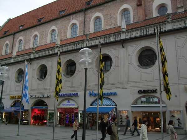 Kaufingerstrasse Caddesi