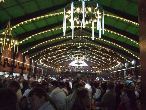 Oktoberfest Çadırları