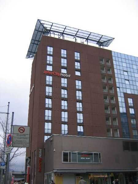 Freiburg Intercity Hotel