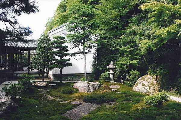 Kyoto'da Zen Bahçeleri