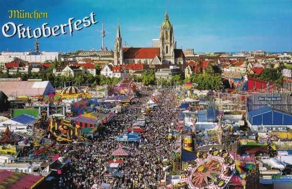 Oktoberfest Alanı