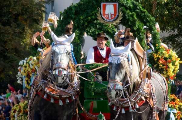Oktoberfest Geçit Töreni